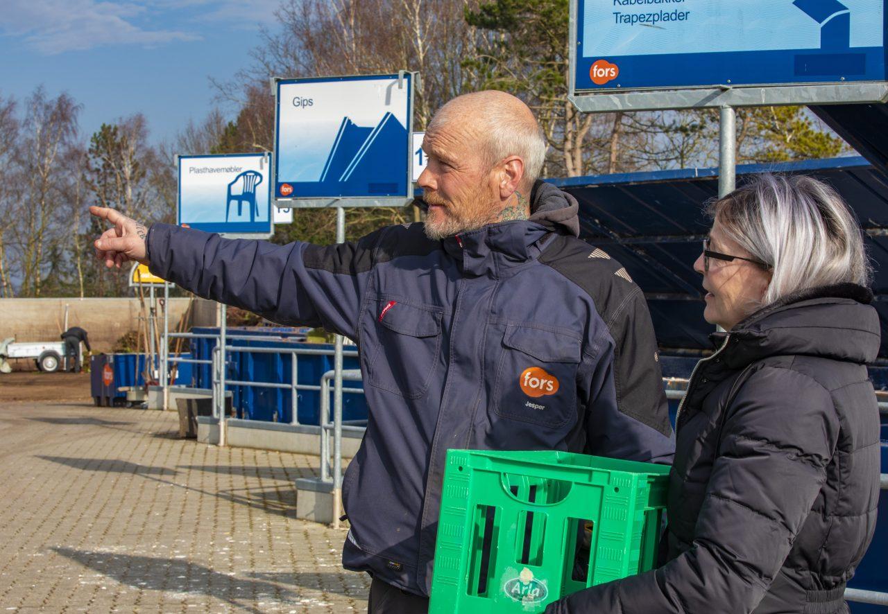 genbrugsplads