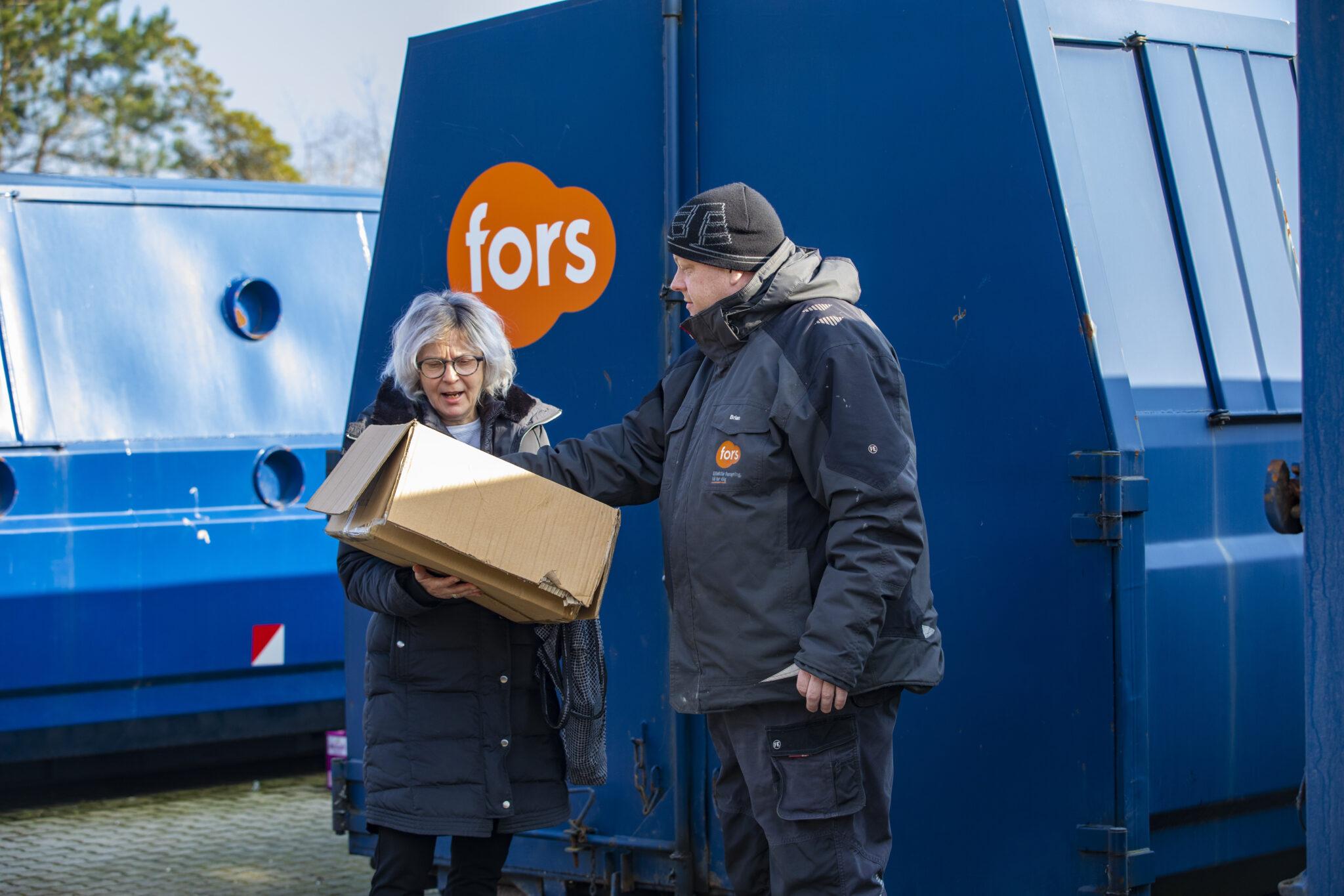 kunde-genbrugsplads