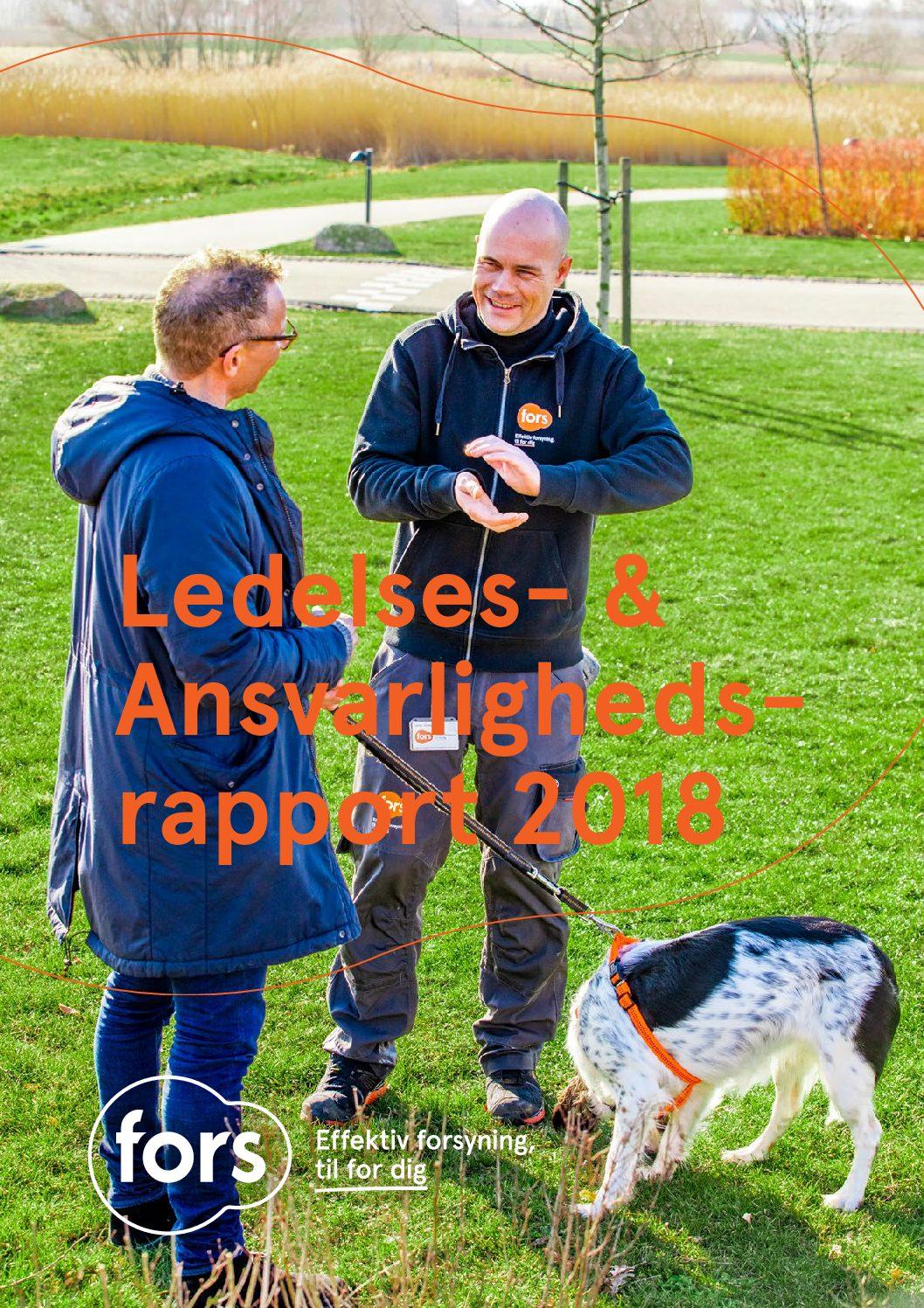 Ledelses- og ansvarlighedsrapport 2018