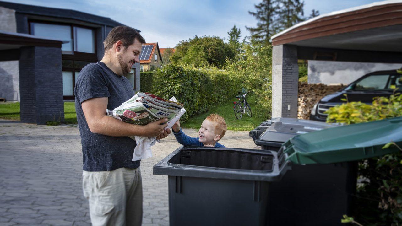 affaldssortering